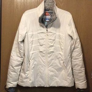 Columbia Omni Heat mid weight winter jacket